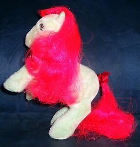 Rose: My Little Pony Vintage So Soft SS Skippity Doo EXCELLENT htf G1