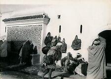 FEZ c. 1950 - Porteur d'Eau - Maroc M72