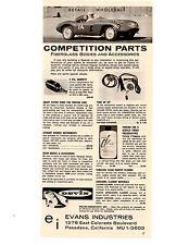 1959 DEVIN KIT CAR ~ ORIGINAL PRINT AD