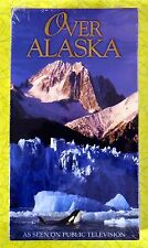 Over Alaska ~ New VHS Movie ~ KCTS Public Television TV Show ~ Rare Aerial Video