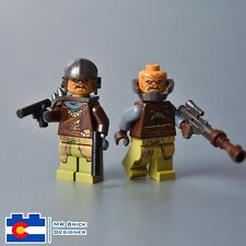 LEGO Star Wars Mandalorian 75254 KLATOOINIAN RAIDER Minifig 2-Pack Unassembled