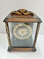 Rare Vintage Kundo by Kieninger & Obergfell Clock Made in Germany