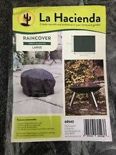 LA HACIENDA - LARGE - Fire pit Rain Cover