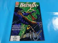Batman # 464 issue DC Comic book Bronze 1st print