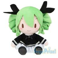 "Dark Angel Hatsune Miku Jumbo Stuffed Plush 12""  Sega Prize  2019 JAPAN"