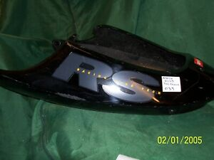 Aprilia RS 125 tail fairing seat black, original