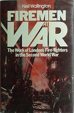 LONDON FIREFIGHTERS IN WORLD WAR II, 1981 BOOK