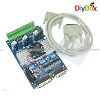 TB6560 3 Axis 3.5A CNC Stepper Motor Driver Controller Board New D