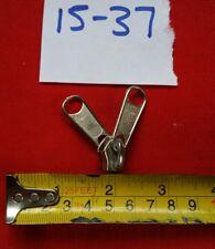 (Ref 15-37) Caravan N/R Awning Small Double Zip x1