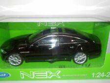 Welly 1/24 ,Jaguar XJ 2010,Black, Classic Metal Model Car