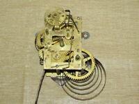 Antique Cottage Mantle Clock Movement