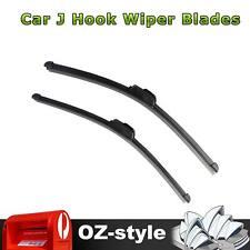 """Windscreen Wiper Blades Aero Tech 22"""" + 17"""" For Mitsubishi Triton MN 2009 - ON"""