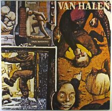 "12"" LP - Van Halen - Fair Warning - K6588h - washed & cleaned"