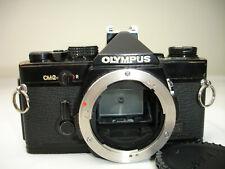 Olympus OM-2N 35mm SLR Film Camera Body Only , Black  SN1106503