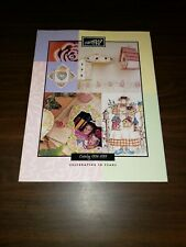 1998-1999 Stampin Up Idea Book and Catalog