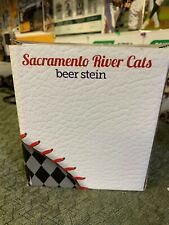 Sacramento Rivercats San Francisco Giants Era Beer Stein