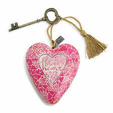 Art Hearts by Demdaco - BRAVE HEART - #AH-ORNP-059