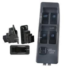 4x Power Window Switch Button Set For Mitsubshi Pajero Montero 1990 2003 Fits 1998 Mitsubishi