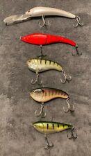 Sebile Koolie Minnow, Magic Swimmer, Flatt Shad, Bonga Jerk, Salmon Fishing Lot