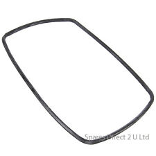 Oven Door Seal Rubber Gasket For Hotpoint Cookers With Corner Fixing Clips