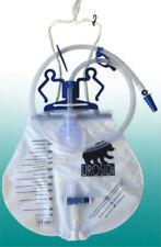 5 Stk Urinbeutel UROSID® 2000 S Urindrainage 2Liter  Schlauch 90cm steril Beutel