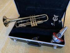 Trompete Blessing - mit Mundstück 7C, Dämpfer, Koffer, Marschgabel