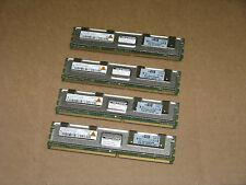 HP 16GB(4x4GB) Modules PC2-5300F ECC FBDIMM Memory 398708-061