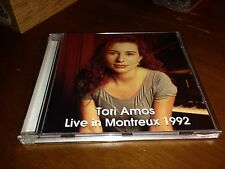 TORI AMOS LIVE IN MONTREUX GOOD CONDITION WOW!