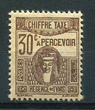 TUNISIE 1923/29, timbre TAXE n° 42, DEESSE, neuf*