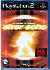 ALTER  ECHO   - Gioco   PS2    PLAYSTATION 2  - NUOVO SIGILLATO SLES 51670