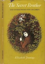 Elizabeth Jennings - The Secret Brother and Other Poems for Children - 1st/1st