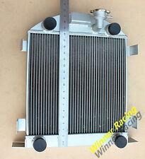 "21.5"" high Ford Lowboy chopped w/flathead V8 engine 1932-1939  aluminum radiator"