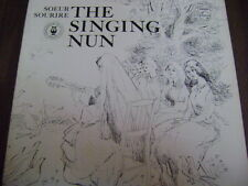 "Original Album ""The Singing Nun"" w/ Full Pages Of Lyrics & sketches PCC 603"