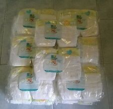 400 Pampers Baby dry newborn nappies size 1 (4-11lb)