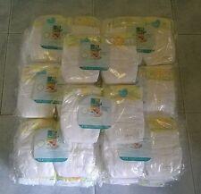 200 PAMPERS BABY DRY pannolini neonato taglia 1 (4-11lb)