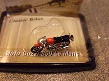Noch 16444 Motocicletta Moto Guzzi 850 le Mans modello x plastico Scala H0 1 87