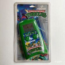 1989 Konami Teenage Mutant Ninja Turtles Handheld Video Game TMNTSealed MIB
