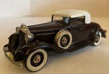 Brooklin  Models 1932 Packard Light 8 Coupe 1/43 #6 No Box