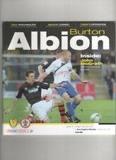 2011 - 2012 Burton Albion V Accrington Stanley 6th janvier 2012 Ligue 2