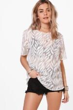 Camisas y tops de mujer de color principal blanco talla S