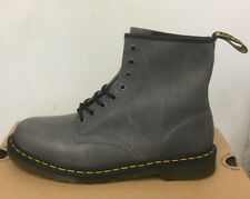 Dr. Martens 1460 Titanium Carpathian leather boots size UK 12