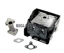 HONDA GX340 GX390 11HP 13HP ENGINE MUFFLER EXHAUST ASSEMBLY MANIFOLD W/ GASKETS