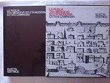 La puglia tra Medioevo ed Età Moderna - Electa - Prima edizione 1981