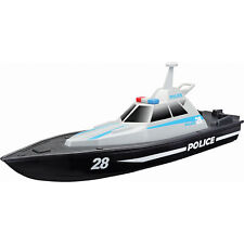 Maisto Tech RC Polizeiboot, schwarz