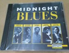 Various - Midnight Blues, Compilation, Audio CD, Made in USA