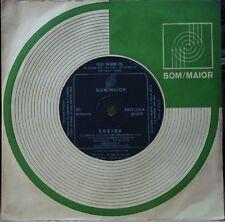 "ENEIDA 1970 ""Sol De Vidro"" Bossa Folk Groove RARE! 7"" BRAZIL 45 HEAR"