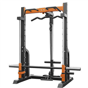 French Fitness MSC8 Multi Smith Cable Machine (New)