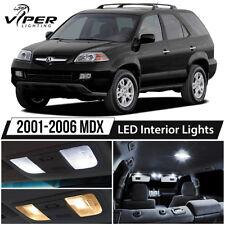 led light bulbs for 2001 acura mdx for sale ebay Acura MDX Headlight Bulb 2001 2006 acura mdx white led interior lights kit package (fits 2001 acura mdx)
