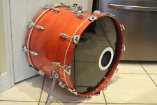 "RARE 1980's GRETSCH USA M4247 22"" or 22X16 BASS DRUM in LACQUER LOT# G258"