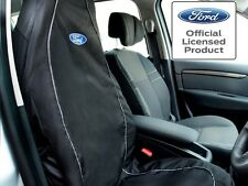 Richbrook Official Licensed Ford Logo Seat Chair Protector Cover Waterproof